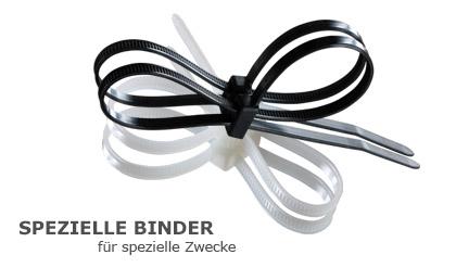 Spezial - Kabelbinder