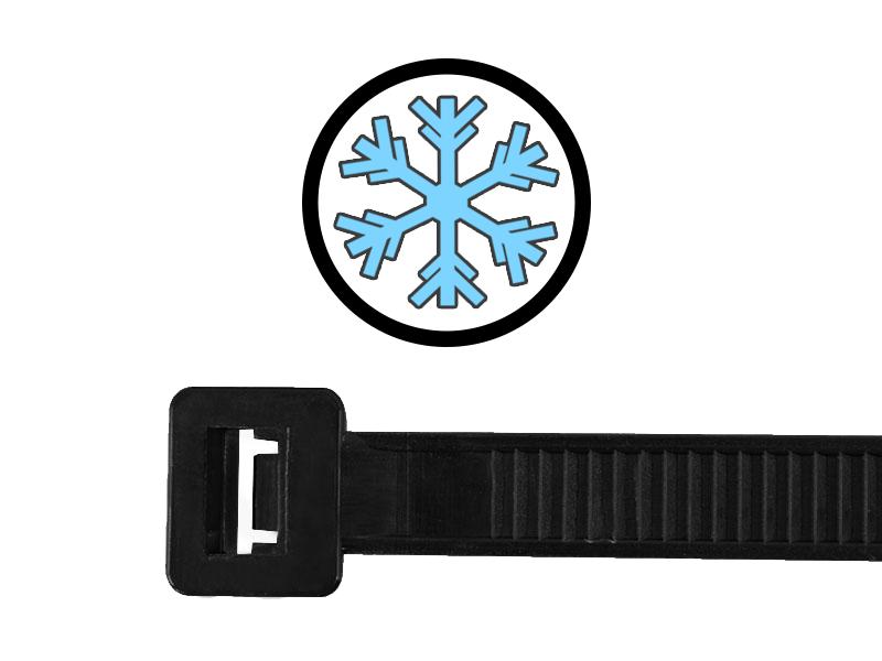 Kabelbinder Kälteresistent