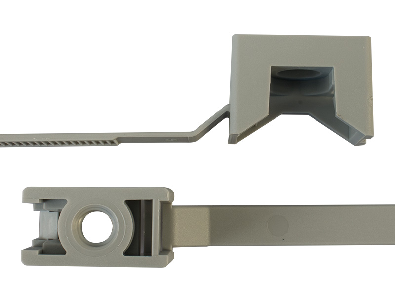 Kabelbinder mit Schraubhalter