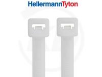 Hellermann T-Serie KB 7,6 x 300 mm, natur 100 Stück