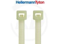 Hellermann KB 4,7 x 300 mm, hitzestabilisiert, natur 100 Stück