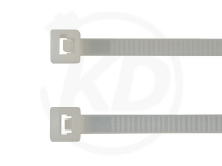 4.8 x 360 mm Kabelbinder, natur, 100 Stück