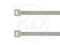 3.6 x 250 mm Kabelbinder, natur, 100 Stück
