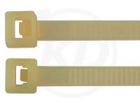 7.8 x 380 mm Kabelbinder hitzebeständig, 100 Stück