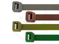 Kabelbinder Set - 7.8 x 365 mm, Gartenbedarf, 400 Stück