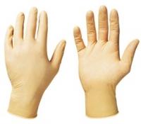 Latex-Einmalhandschuhe, Gr. S, 100 Stück