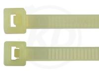 3.6 x 140 mm Kabelbinder hitzestabilisiert, 100 Stück