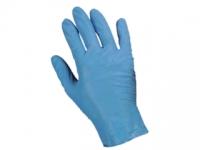 Nitril-Einmalhandschuhe, blau, Gr. M, 100 Stück