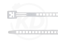 9.0 x 125 mm Elastikbinder, wiederlösbar, 20 Stück