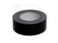 Gewebe-Klebeband, 50 mm x 50 m, schwarz