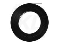 Endlos-Kabelband, 7 mm, schwarz, 15 Meter