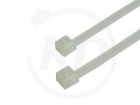 3.6 x 370 mm PREMIUM Kabelbinder, natur, 100 Stück