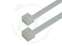 4.8 x 290 mm PREMIUM Kabelbinder, natur, 100 Stück