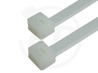7.8 x 200 mm PREMIUM Kabelbinder, natur, 100 Stück