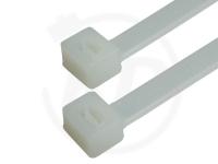 7.8 x 300 mm PREMIUM Kabelbinder, natur, 100 Stück