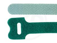 Klettbinder, grün, 12,5 x 180 mm, 20 Stück