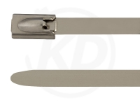 4.6 x 2000 mm Edelstahlbinder, 316 SS, 100 Stück