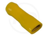 Flachsteckhülsen, vollisoliert, 2.5 - 6.0mm², 100 Stück