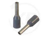 Aderendhülsen isoliert, 16,5mm, 10mm, 4.0mm², 100 Stück