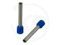 Aderendhülsen isoliert, 24mm, 12mm, 16mm², 100 Stück