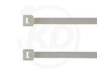 3.6 x 140 mm Kabelbinder, natur, 100 Stück