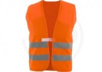 Warnweste, orange