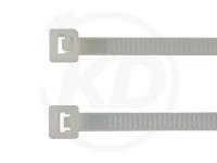 4.8 x 200 mm Kabelbinder, natur, 100 Stück