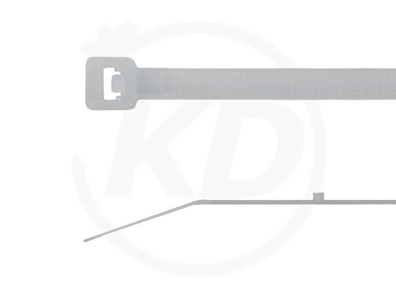 kabelbinder mit stopper 3 6 x 180 mm natur kabelbinder discount industriequalit t zum. Black Bedroom Furniture Sets. Home Design Ideas