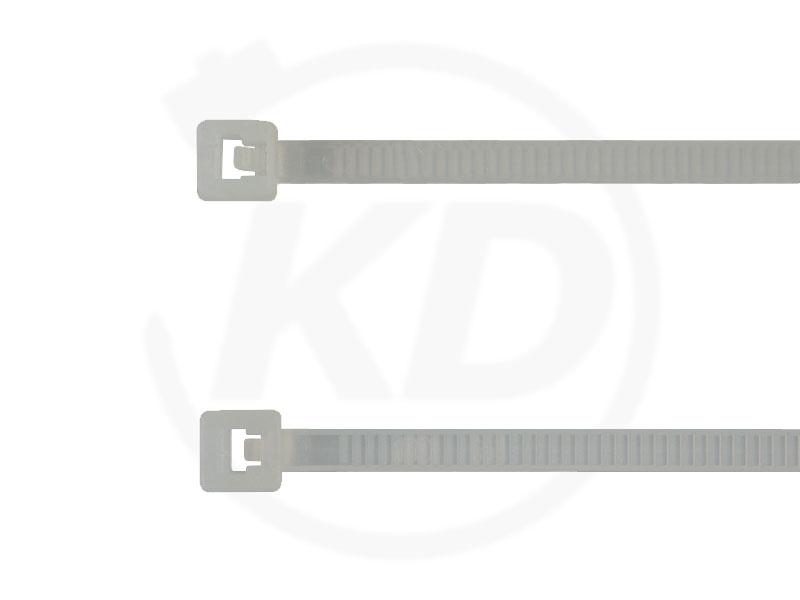 Steckschlaufe Weiß 6-20mm 1000 Stück Kabelhalter