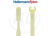 Hellermann Q-tie KB hitzestabilisiert 3,6 x 250 mm, 100 Stück