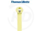 T & B - KB mit Stahlzunge, 6,9 x 340 mm, bis +170°C, 500 Stück