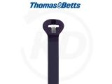 T & B - KB mit Stahlzunge, 4,8 x 186 mm, Anti-Rauchentwicklung, 100 Stück