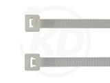 4,8 x 360 mm Kabelbinder, natur 100 Stück