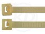 Kabelbinder Hitzebeständig, 4,8 x 380 mm 100 Stück