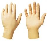 Latex-Einmalhandschuhe Gr. S, 100 Stück