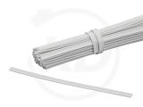 Clipband, 10 cm, weiß, 500 Stück