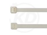 4.8 x 200 mm Kabelbinder hochhitzebeständig, 100 Stück