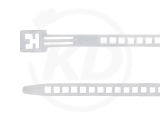 9.0 x 150 mm elastic ties, releasable, 20 pieces
