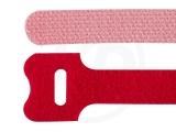 Klettbinder, rot, 12,5 x 180 mm, 20 Stück