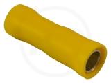 Rundsteckhülsen, 2.5 - 6.0 mm², 100 Stück