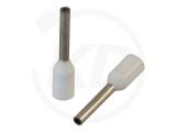 Aderendhülsen, isoliert, 14mm, 8mm, 0.5mm², 100 Stück