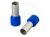 Aderendhülsen, isoliert, 18mm, 12mm, 2.5mm², 100 Stück