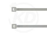 2,5 x 98 mm Kabelbinder, natur 100 Stück