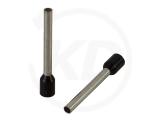 Aderendhülsen, isoliert, 16mm, 12mm, 1.5mm², 100 Stück
