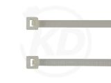 3,6 x 290 mm Kabelbinder, natur 100 Stück