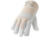 Rindspaltleder - Handschuh, Gr. 11