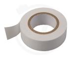 PVC - Isolierband, 19 mm x 10 m, weiß